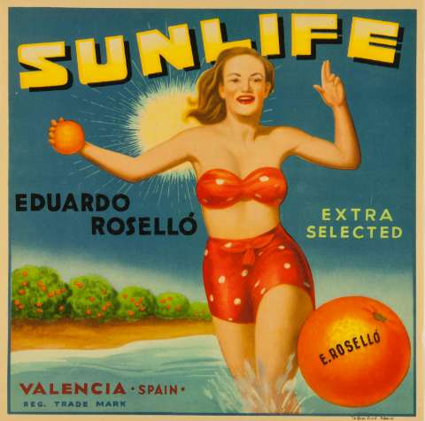 Sunlife : extra selected : Eduardo Roselló :... (entre 1950 y 1975)