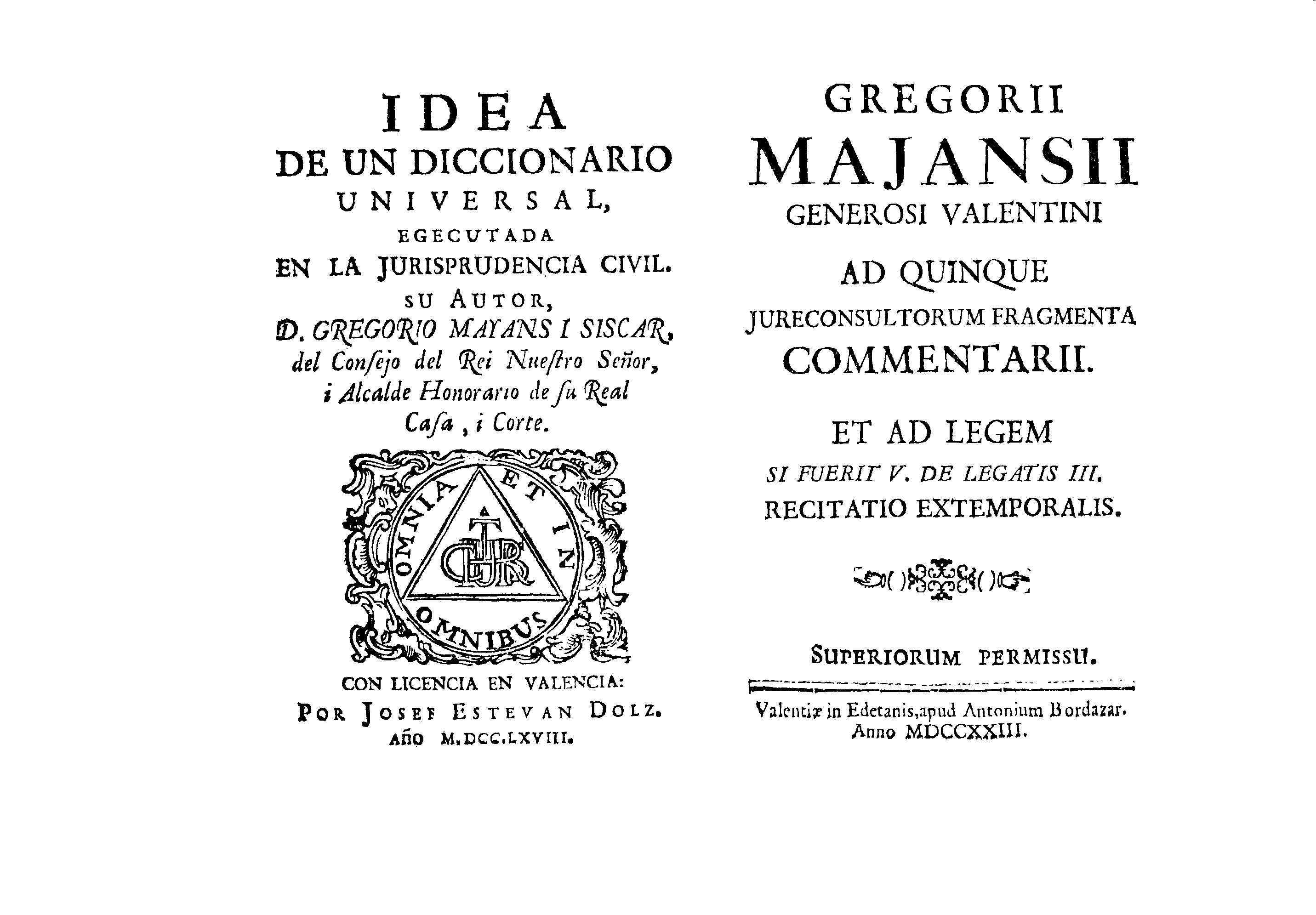Biblioteca Valenciana Digital > Estudio Preliminar